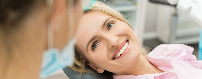 Restore your smile with fillings, crowns, or implants at Barksdale Dental.